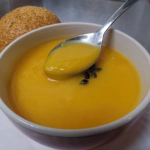 Индийска крем супа от тиква